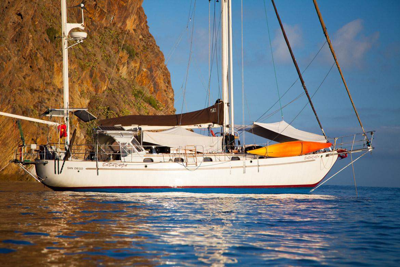 Catalina Expedition Sail Away San Diego